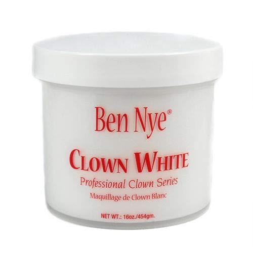 Ben Nye Clown White Makeup CW-5 (16 oz)]()
