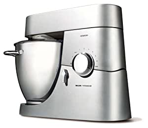 Kenwood Mixer: Kenwood Chef Major Titanium Kitchen Machine (7 Qt) - KMM020