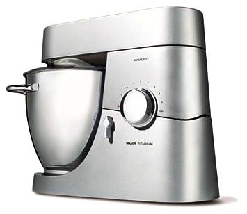 Kenwood KM020 CHEF MAJOR TITANIUM kitchen Machine: Amazon.it: Casa ...