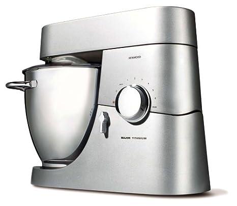 Amazon.com: Kenwood mezclador: Kenwood Chef Major Titanio ...