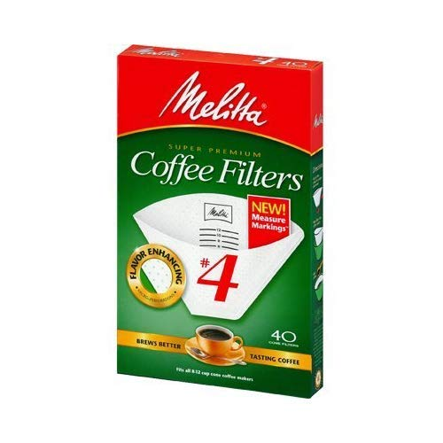 coffee filter 4 white - 4