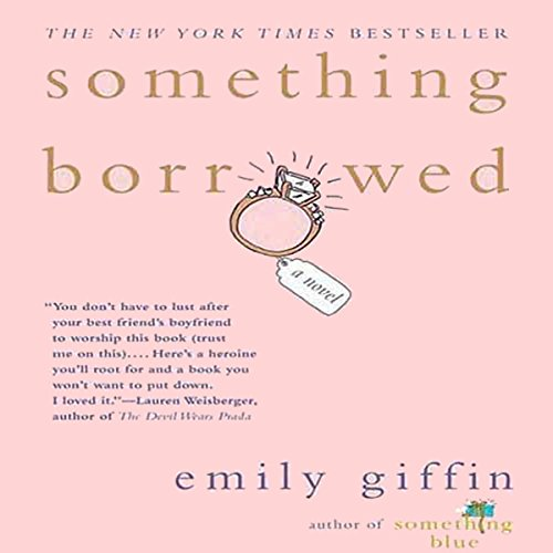 Something Borrowed by Macmillan Audio