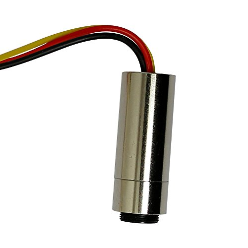 Focusable 980nm Infrared IR Adjusted 30mw Laser Dot Diode Module 3V-5V with TTL 0-15KHz 12x30mm by Lilly Electronics (Image #5)