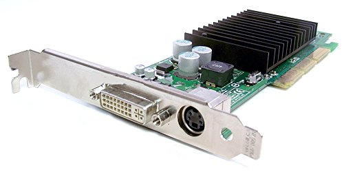 Genuine Dell Nvidia GeForce 4 64MB P117 DVI/TV Out 64MB MX 440 4x, 8x AGP High Profile Video Graphics Card Compatible Part Numbers: G0169, G0770
