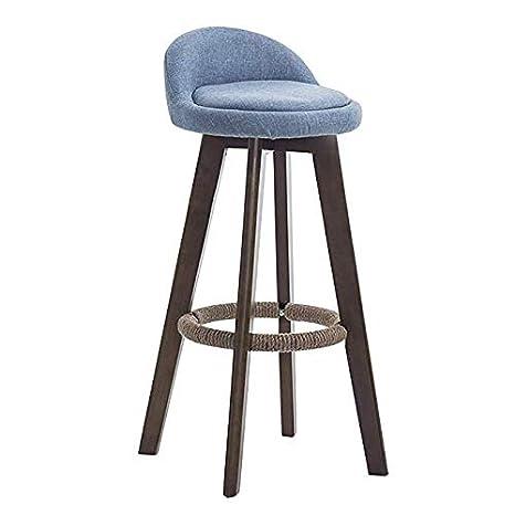 Miraculous Amazon Com Cyhwdhw 3600 Rotating Bar Chair Burlap Chair Beatyapartments Chair Design Images Beatyapartmentscom