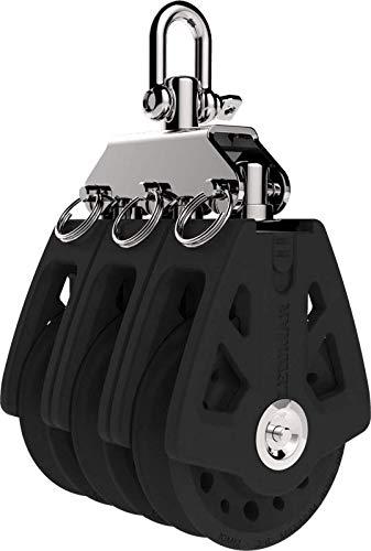 Lewmar 60mm Triple Synchro Block - Lewmar Block Synchro