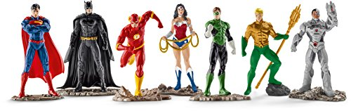 Schleich North America The Justice League Big Set