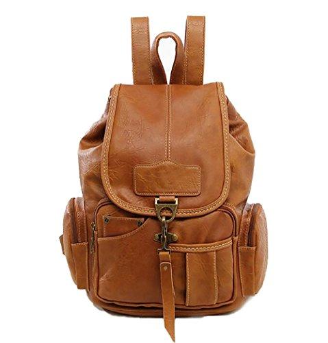 PU sac des souple femmes à Sac dos main de 16 cuir 32cm en mode multifonctionnel à décontracté 27 sac la wqxavIvX