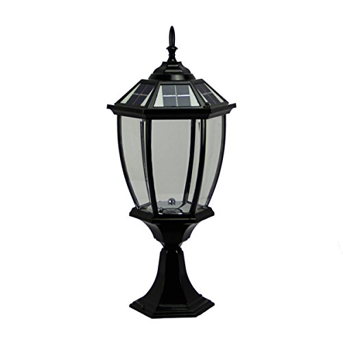 Garden Pedestal Lights in US - 3