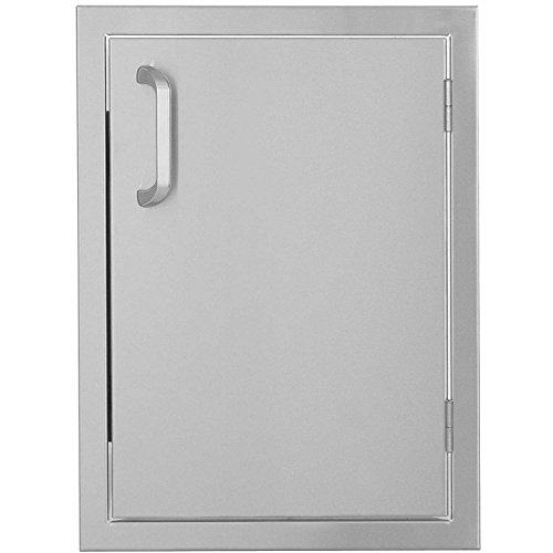 260 Series 17'' x 24'' Vertical Access Doors by BBQ Island