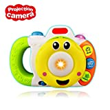 Toy for 1-3 Year Olds Girls Boy, Camera Toy for 12-24 Months Old Baby Boys Gift for 2 Year Old Girl Babies Toy Gift for 6-18 Months Olds Boys Birthday Present for 1 Year old Boy