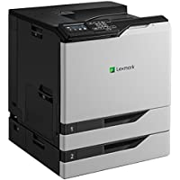 Lexmark CS725dte Colour 1200 x 1200DPI A4 Black,Grey