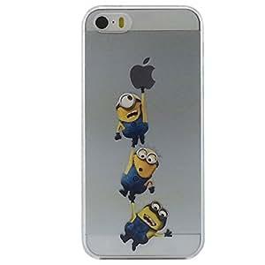 MEILISHO® Fashion Iphone 4/4S Plástico Funda Dura Bumper Case Cover Carcasa Para iPhone 4/4S (Style 12)