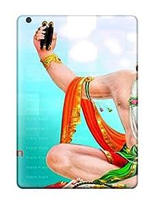 Unique Design Ipad Air Durable Tpu Case Cover Hanuman Ji