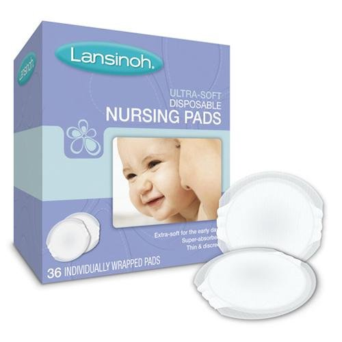 Lansinoh First Days Ultra Soft Nursing Pads, #20250 – 36 Each