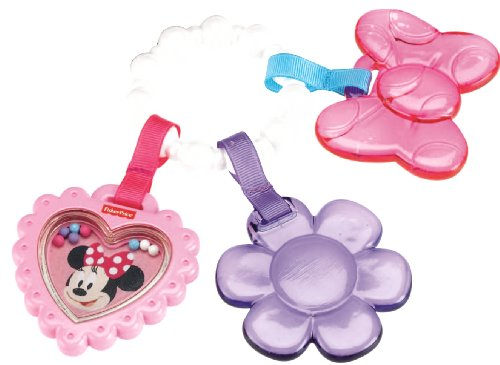 Fisher Price Disney Minne Teether Bracelet