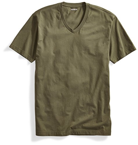 Goodthreads Men's Short-Sleeve V-Neck Cotton T-Shirt