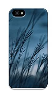 iPhone 5 5S Case Grass Fields 3D Custom iPhone 5 5S Case Cover by icecream design