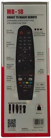 Color: original with voice Calvas Universal Smart Magic Remote Control Fof LG TV 65SJ810V 65SJ850 65SJ8509 65SJ850A 65SJ850V 65SJ9500 65SJ9509 65SJ950V 65UJ620V