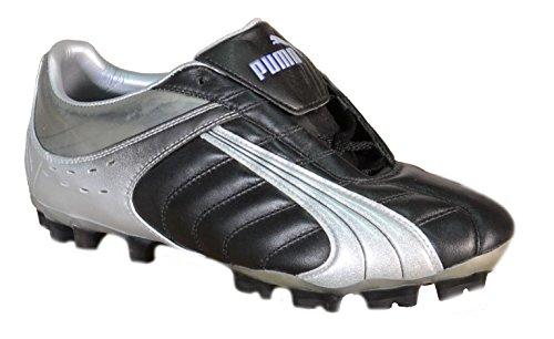 Uomo Puma tourada gci fg scarpini calcio neri pelle 100478.tg.