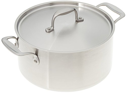 Henckels Stainless Steel Pasta Insert (Stainless Steel Cookware - American Kitchen 6-Quart Stainless Steel Stock Pot - Superior Heat Conductivity - Tri-Ply Construction -Made in the USA)