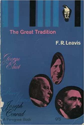 FR LEAVIS THE GREAT TRADITION PDF DOWNLOAD