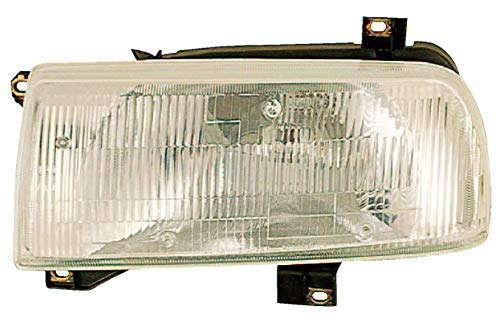 For 1993-1999 Volkswagen Jetta Headlight Headlamp Assembly Driver Left Side Replacement VW2502105