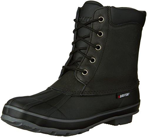 Height Duck Mid Boot M Moose Men's Baffin Black gWq6C1x