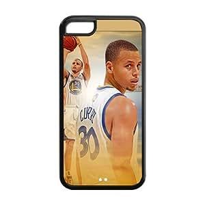 2015 customized Custom Stephen Curry Basketball Series Iphone 5C Case JN5C-1205