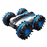 Rabing RC Car, Kids 12V Electric Ride On Jeep Truck with RC/ Remote Control, White