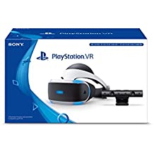 PlayStation VR Headset + Camera Bundle [Discontinued]