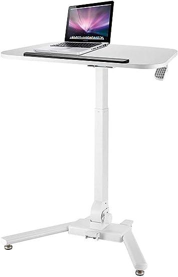 MJK Mesa, atril ajustable de altura ajustable/soporte de recepción ...