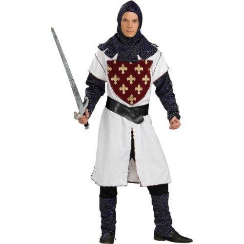 Forum Deluxe Designer Collection Sir Lancelot Du Lac Costume, Multi, X-Large