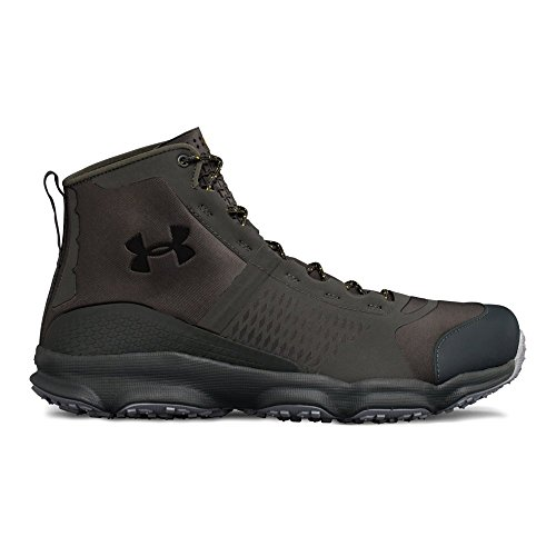 Under Armour Men s Valsetz RTS botas de senderismo grün/grau/schwarz (Nori Green/ Steel/ Black)