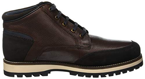 Roman High uomo Scarpe Brown da Marrone Top dk Lumberjack Ce002 ZSCwq5xx