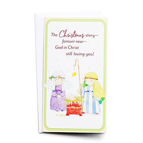 Story Card Christmas - Christmas Boxed Cards - The Christmas Story - Little Inspirations