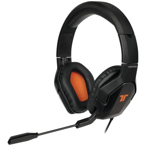 1 - Xbox 360(R) Trigger(TM) Stereo Headset, Precision-balanced 40mm speakers, with neodymium magnets, TRI476760009/02/1 (Xbox 360 Tritton Trigger Headset)