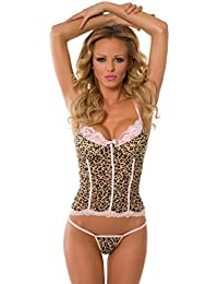 Amazon.com  Multi - Lingerie Sets   Lingerie  Clothing 84f05671d