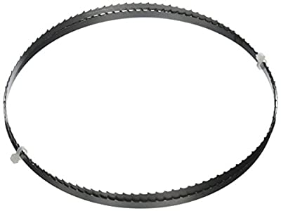 Vermont American 31289 3/8-Inch by 4TPI by 82-Inch Stationary Fast Wood Cutting Band Saw Blade