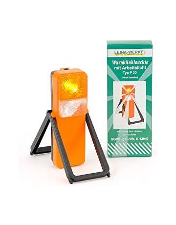 Sailnovo LED Warnleuchte Warnblitzer Orange mit Magnetisch Basis f/ür Auto