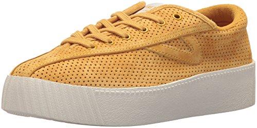 Tretorn Mujeres Nylite3bold Sneaker Yellow