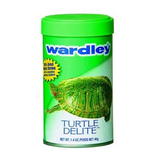 Wardley Turtle Delite, 1.4 Ounce, My Pet Supplies