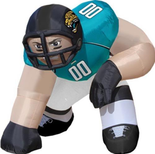 Inflatable Images Nfl Jacksonville Jaguars - Bubba]()