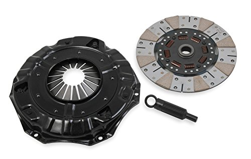 Hays 92-1007 Street 650 Clutch Kit 11 in. Dia. 10 Spline 1 1/8 in. Input Shaft 650 Max HP Rating Incl. Pressure Plate/Disc/Throwout Bearing/Alignment Tool Street 650 Clutch ()