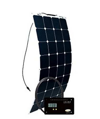 RV-Trailer-Electrical-Go-Power-High-Efficiency-Solar-Flex-Kit-100W-Gp-Flex-100
