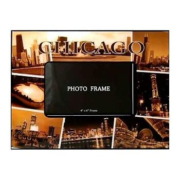 Amazon.com - Chicago Picture Frame - Color, Chicago Picture Frames ...