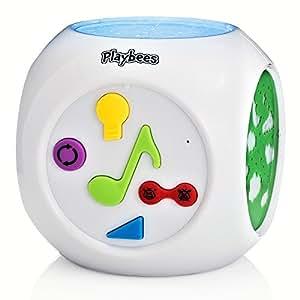 Amazon Com Playbees Baby Sound Machine Amp Star Projector