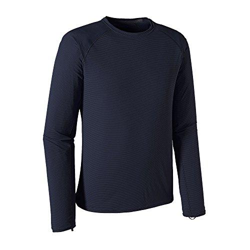 Patagonia Capilene Lightweight Crew (X-Large, Navy Blue) Patagonia Crew Shirt