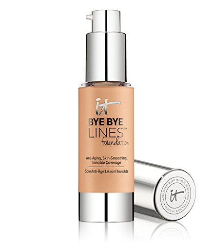 It Cosmetics – Bye Bye Lines Foundation (Medium Tan)