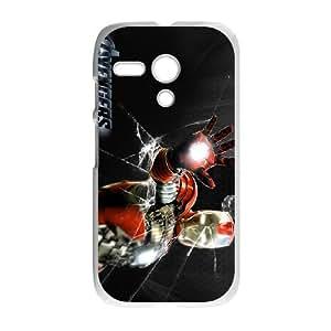 Iron Man Motorola G Cell Phone Case White rpi rvvk